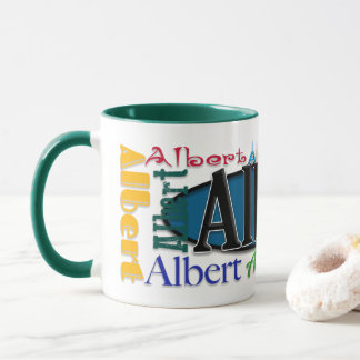 Albert Coffee Mug