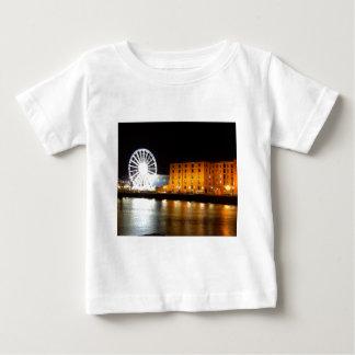 Albert dock Complex, Liverpool UK Baby T-Shirt