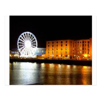 Albert dock Complex, Liverpool UK Postcard