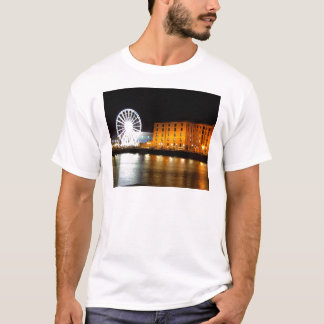 Albert dock Complex, Liverpool UK T-Shirt
