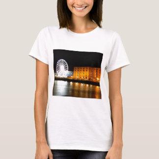 Albert dock Complex, Liverpool UK T-Shirt