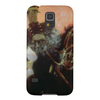Albert I  King of Belgians in the First World Cases For Galaxy S5