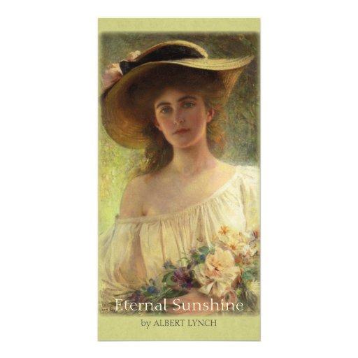 Albert Lynch Eternal sunshine CC0557 Romantic Personalized Photo Card