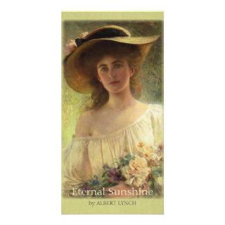 Albert Lynch Eternal sunshine CC0557 Romantic Photo Greeting Card