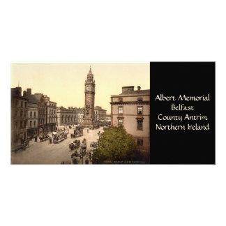 Albert Memorial Belfast County Antrim Picture Card