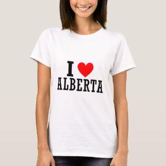Alberta, Alabama City Design T-Shirt