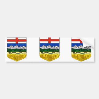 Alberta, Canada Bumper Stickers
