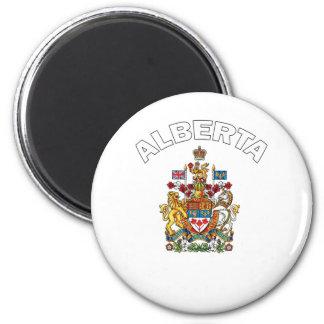 Alberta Canada Magnets