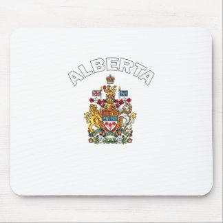 Alberta Canada Mouse Pad