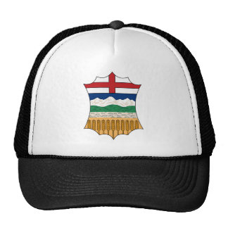 Alberta Coat of Arms (alternate) Hat