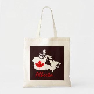Alberta  Customize Canada Province bag
