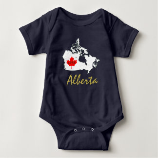 Alberta Customize Love Canada province shirt