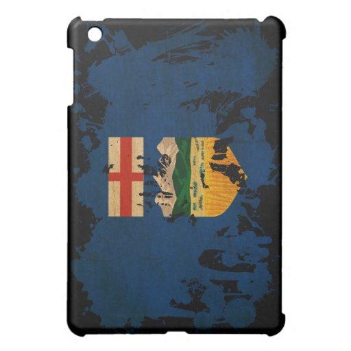 Alberta Flag Case For The iPad Mini