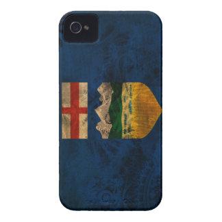 Alberta Flag iPhone 4 Case