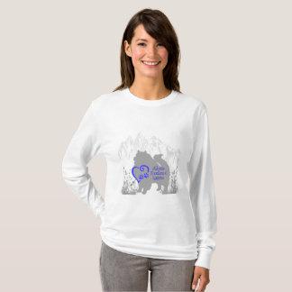 Alberta Keeshond Rescue - Royal T-Shirt
