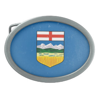 Alberta Oval Belt Buckle