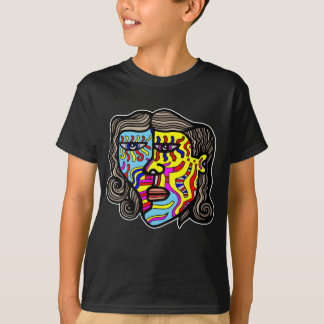 Alberts Kids' Hanes TAGLESS® T-Shirt