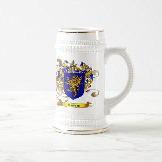 Albertson Coat of Arms Mugs