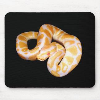 Albino Ball Python Mouse Mat