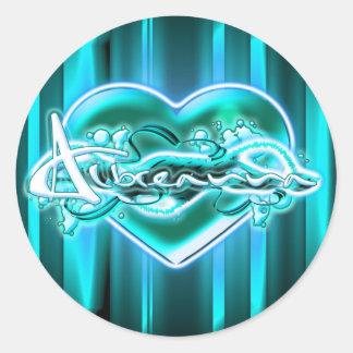 Albreanna Stickers