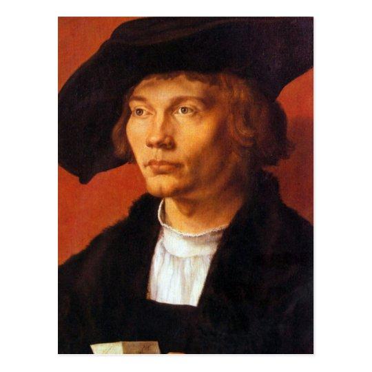 Albrecht Durer - Portrait of a young man