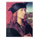 Albrecht Durer - Portrait of Hans Tucher Postcard