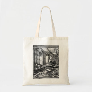 Albrecht Durer Sketch Budget Tote Bag