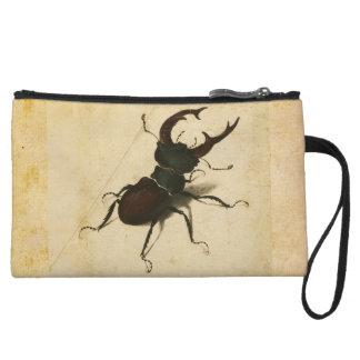 Albrecht Durer Stag Beetle Renaissance Vintage Art Wristlets