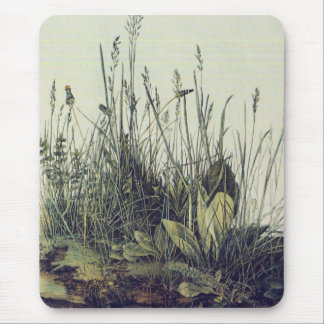 Albrecht Durer - The large piece of grass Mouse Pad