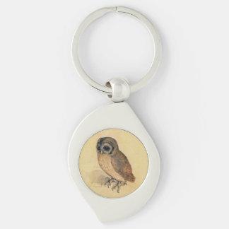 Albrecht Durer The Little Owl Key Chain