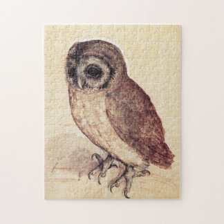 Albrecht Durer The Little Owl Puzzle