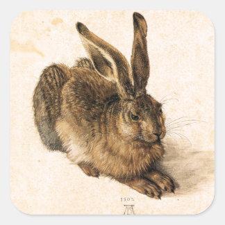 Albrecht Durer Young Hare Stickers