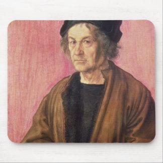 Albrecht Durer's Father, 1497 Mouse Mat