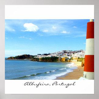 Albufeira, Portugal poster