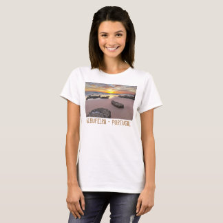 Albufeira - Portugal. Summer vacations in Algarve T-Shirt