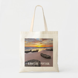 Albufeira - Portugal. Summer vacations in Algarve Tote Bag