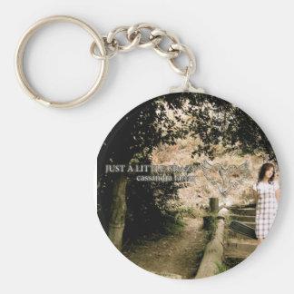 Album Art Keychain