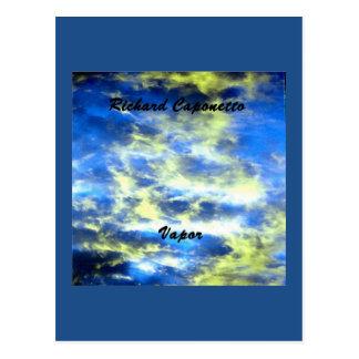 Album cover artwork for the album Vapor Postcard