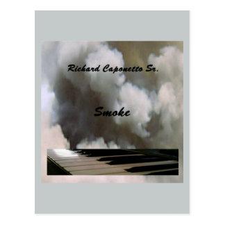 Album cover for the album Smoke Postcard