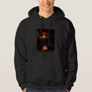 albumcover3, Cardiac black, Cardiac Black, Card... Hooded Sweatshirts