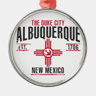 Albuquerque Christmas Ornament