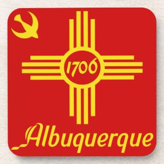 Albuquerque New Mexico Drink Coaster