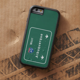 Albuquerque New Mexico nm Interstate Highway : Tough Xtreme iPhone 6 Case