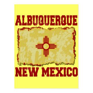 Albuquerque New Mexico Post Cards
