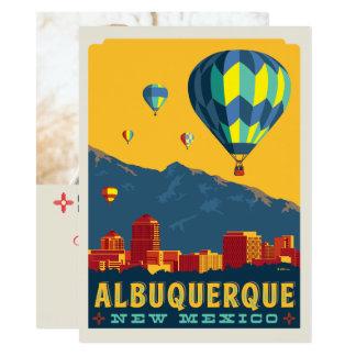 Albuquerque, New Mexico   Save the Date - Photo Card