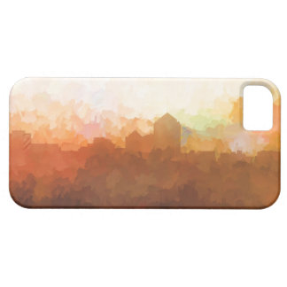 Albuquerque New Mexico Skyline IN CLOUDS iPhone 5 Case