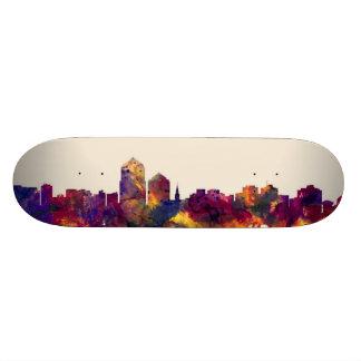 Albuquerque New Mexico Skyline Skateboard Decks