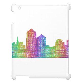 Albuquerque skyline cover for the iPad 2 3 4