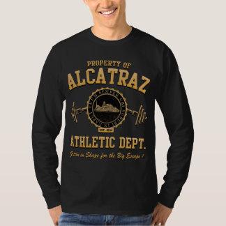 ALCATRAZ ATHLETIC DEPT. TSHIRT