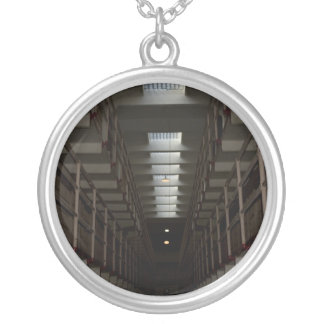 Alcatraz Cell Block - Upper Level Custom Necklace